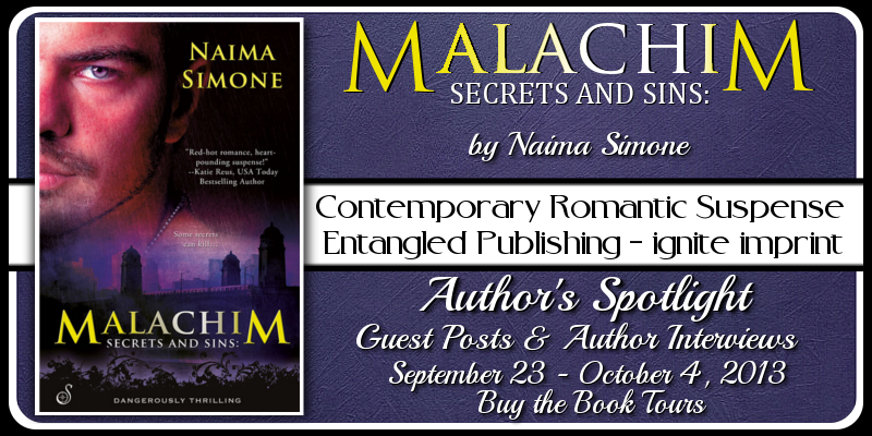 Secrets and Sins: Malachim Blog Tour!