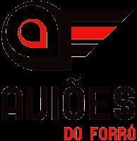 Logomarca da Banda Aviões do Forró. Blog Música da Minha Vida - mdr. Confira a logo do Aviões do Forró 2015.