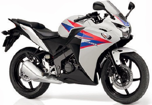 Yamaha R125 VS Honda CBR125