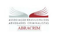 Associação Brasileira dos Advogados Criminalistas - ABRACRIM