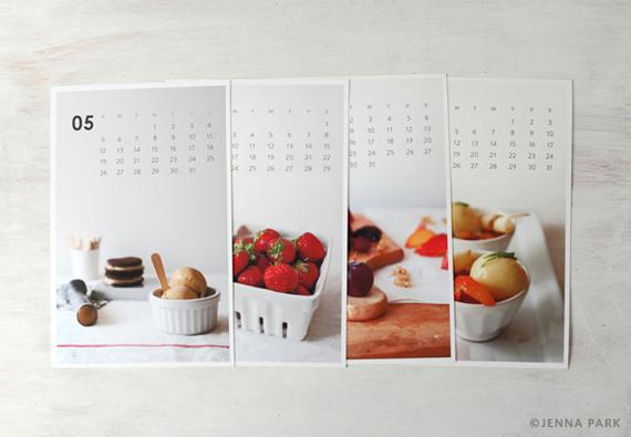 Creative Wall Calendar Ideas : Pics for gt creative wall calendars ideas