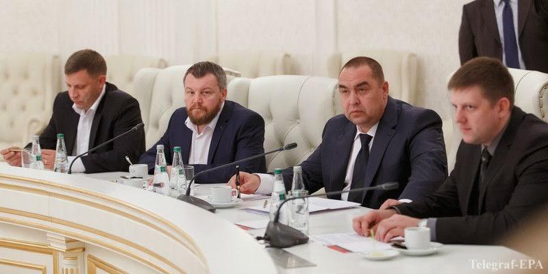 В Минске подписан очередной протокол о прекращении огня между Россией, Украиной и ОБСЕ с участием представителей террористов из ЛНР и ДНР