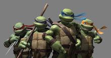 4 turtles
