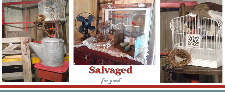 Salvaged for Good