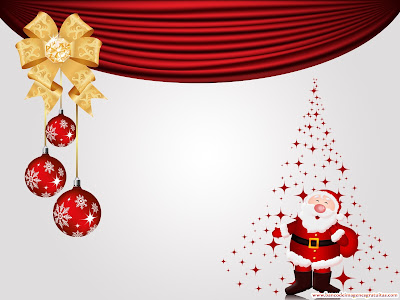 Fondos navideños para pc, laptop y tablets - Wallpapers