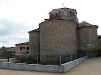 Absis de Sant Pere d'Òdena