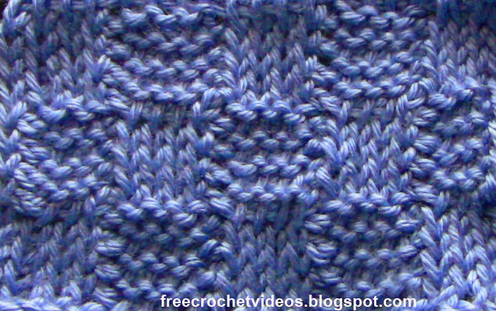 Crochet Stitches Tunisian : sts stitches tks tunisian knit stitch tps tunisian purl stitch ...