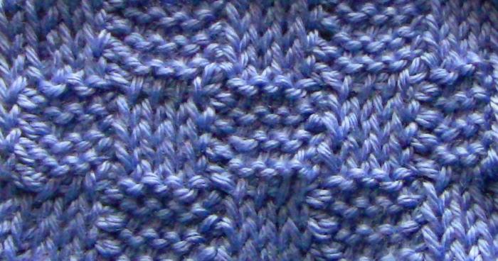 Free Crochet Videos: Tunisian Crochet Basketweave Stitch