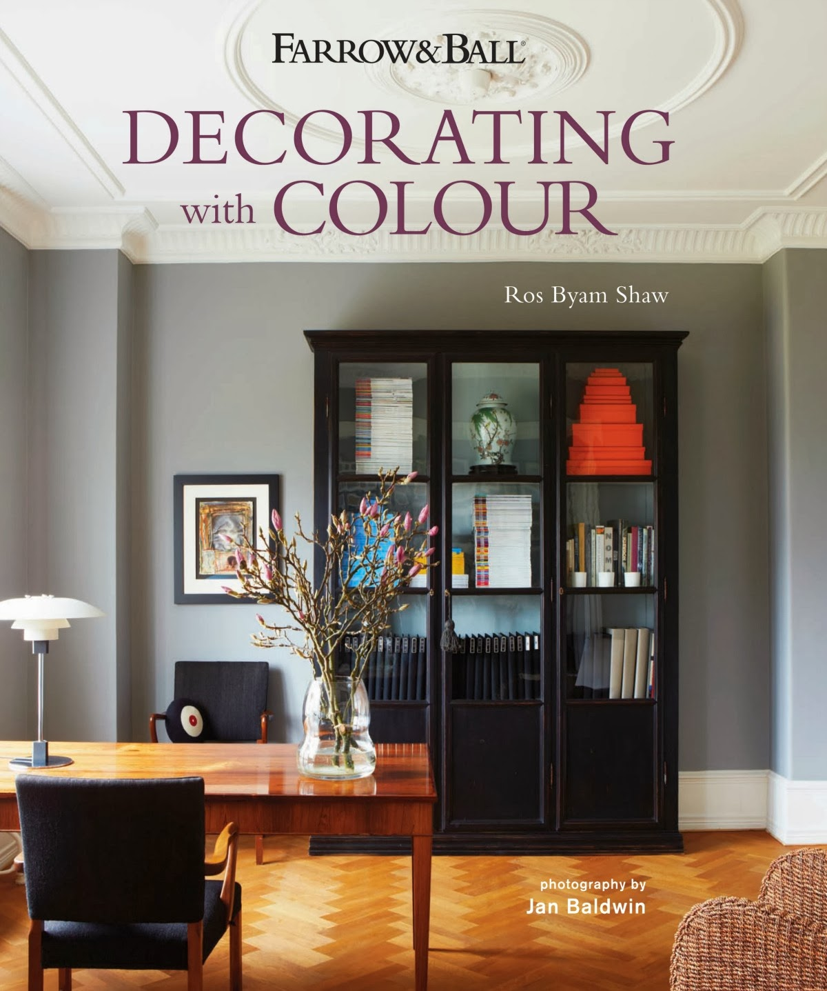 Tinkered Treasures Book Review Farrow Ball Decorating With Colour