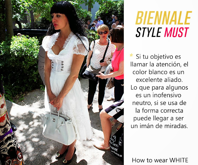 white dress vestido blanco