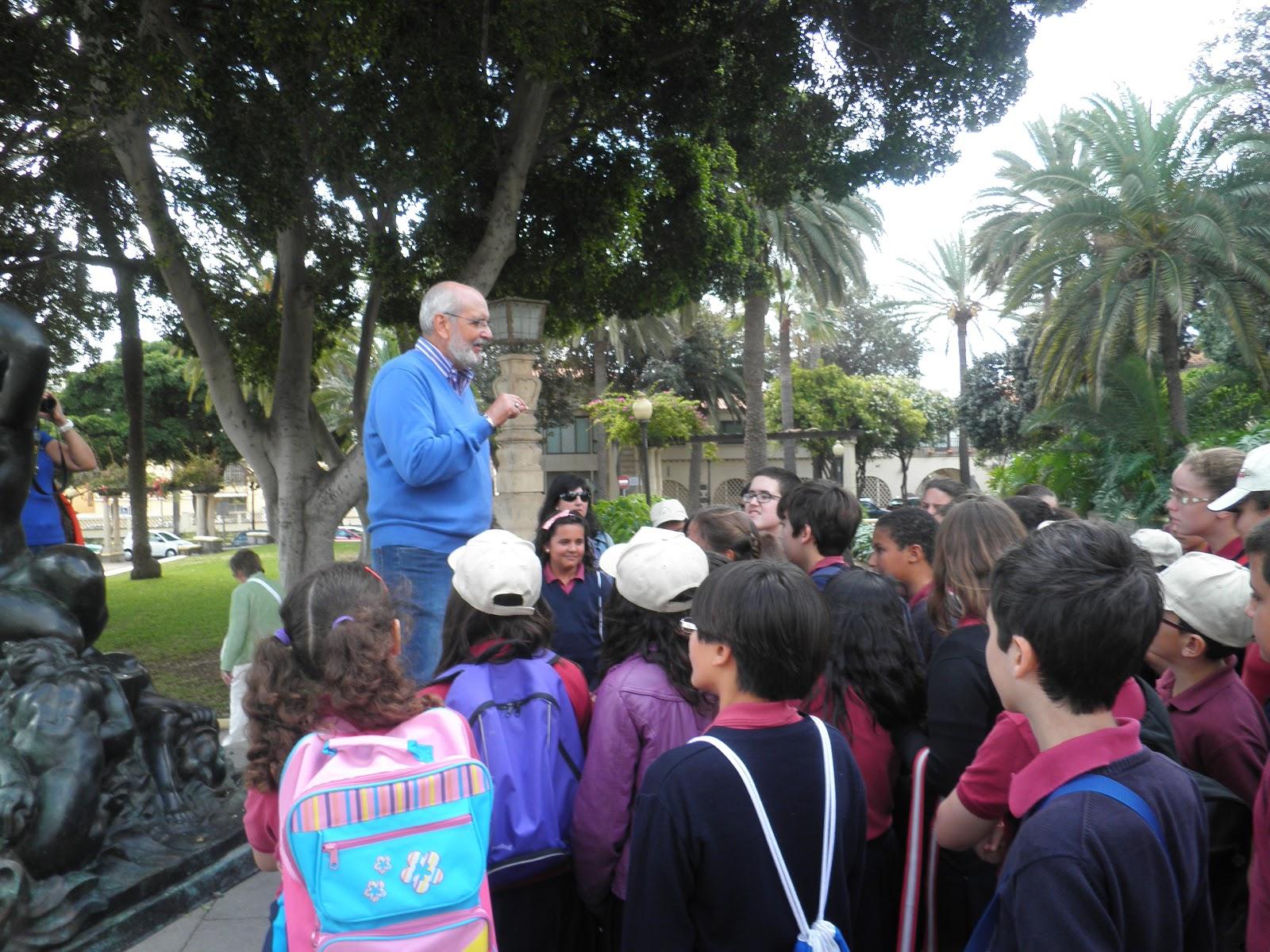 El blog de joaqu n nieto ceip alcaravaneras proyecto for Ceip ciudad jardin