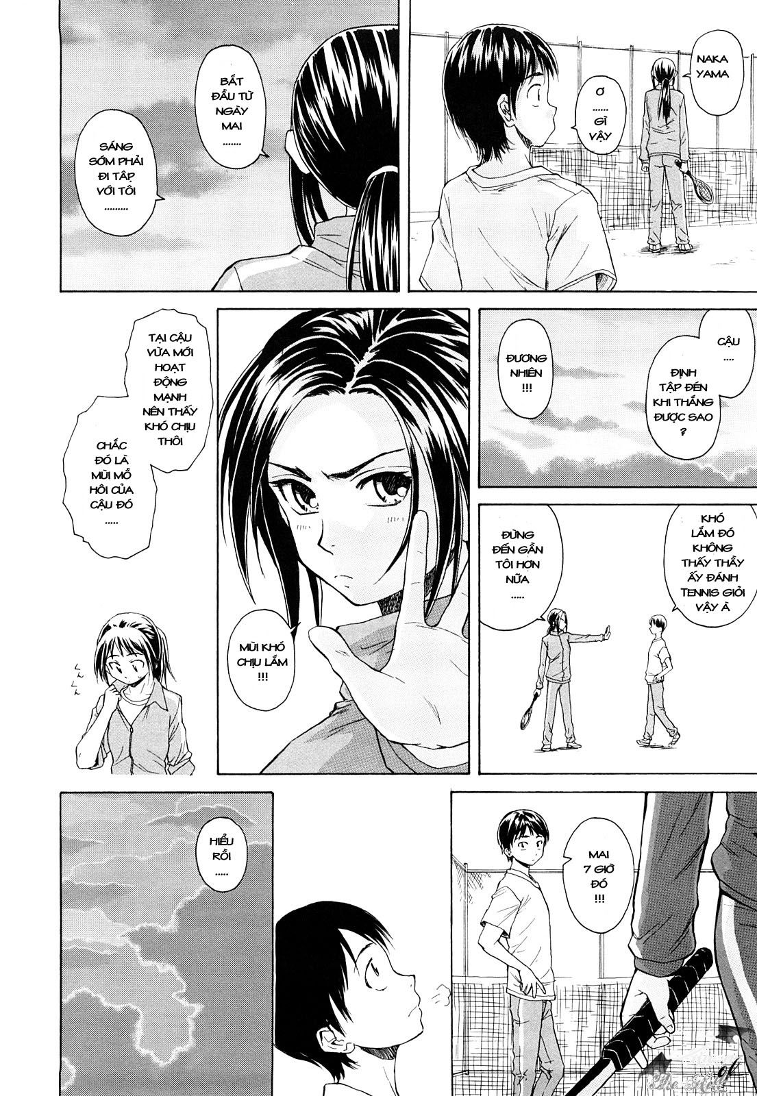 TruyenHay.Com - Ảnh 13 - Setsunai Omoi Chapter 1