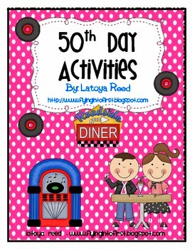 http://www.teacherspayteachers.com/Product/50th-Day-of-School-Activities-FREEBIE-351008