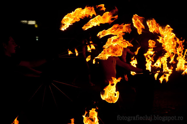 Jocul cu focul - Fotografierea la spectacole pirotehnice _DSC0222