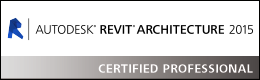 REVIT Proffessional User Certification