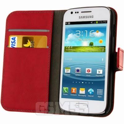 Housse de protection excellent maintien pour Samsung Galaxy Ace 3 S7270