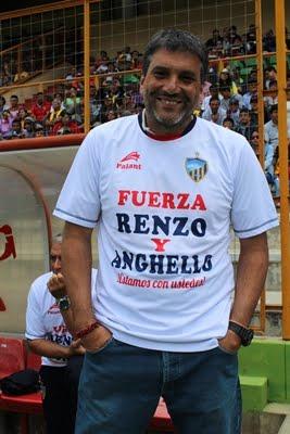 TÉCNICO GERARDO AMELI...SPORT ROSARIO...