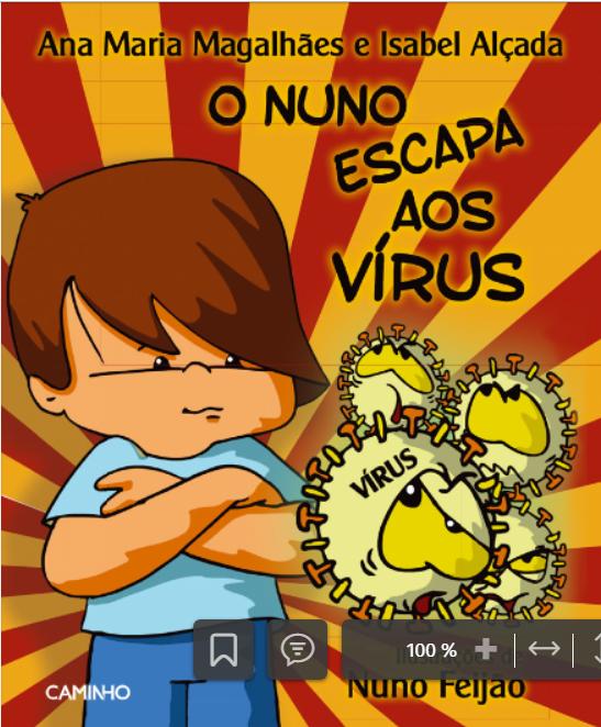 Nuno escapa ao vírus