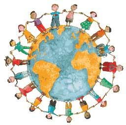 """""""Cooperar para termos um mundo melhor"""""""