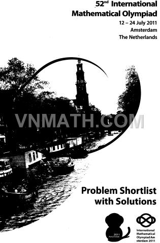 imo shortlist 2012