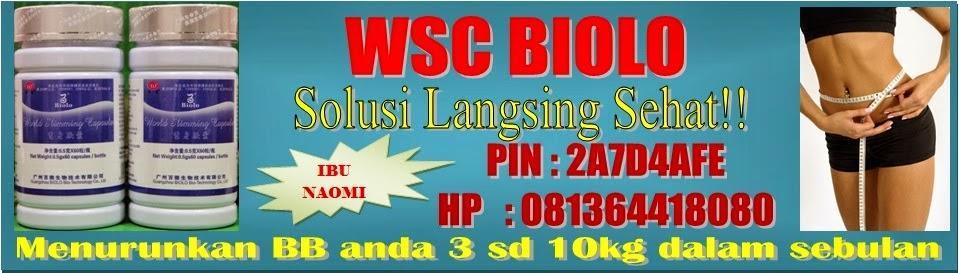 Pelangsing WSC BIOLO RESMI