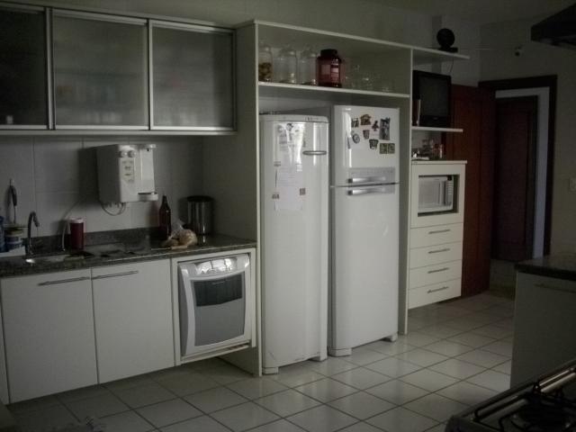Apartamento Alto Do Itaigara - Cozinha