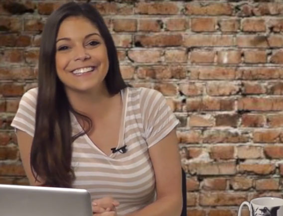 A Look at Super Duper Hot Sports Caster Katie Nolan