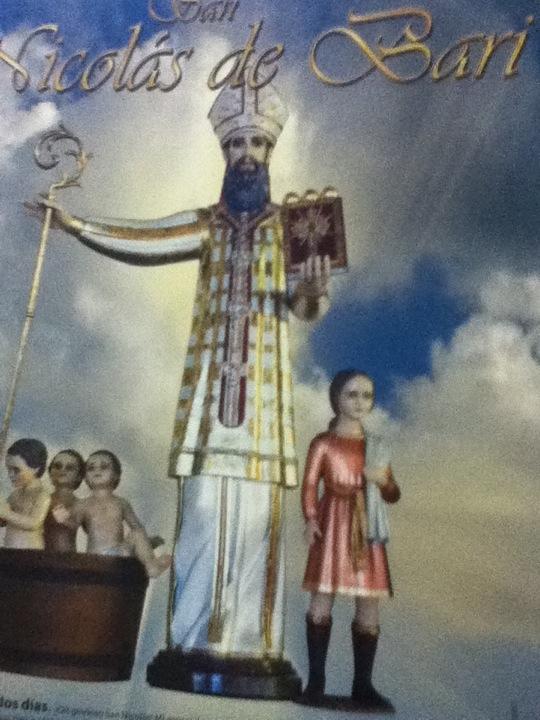 San Nicolás De Bari, Rogad por nosotros ¡¡¡