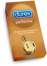 Durex Performa Condoms