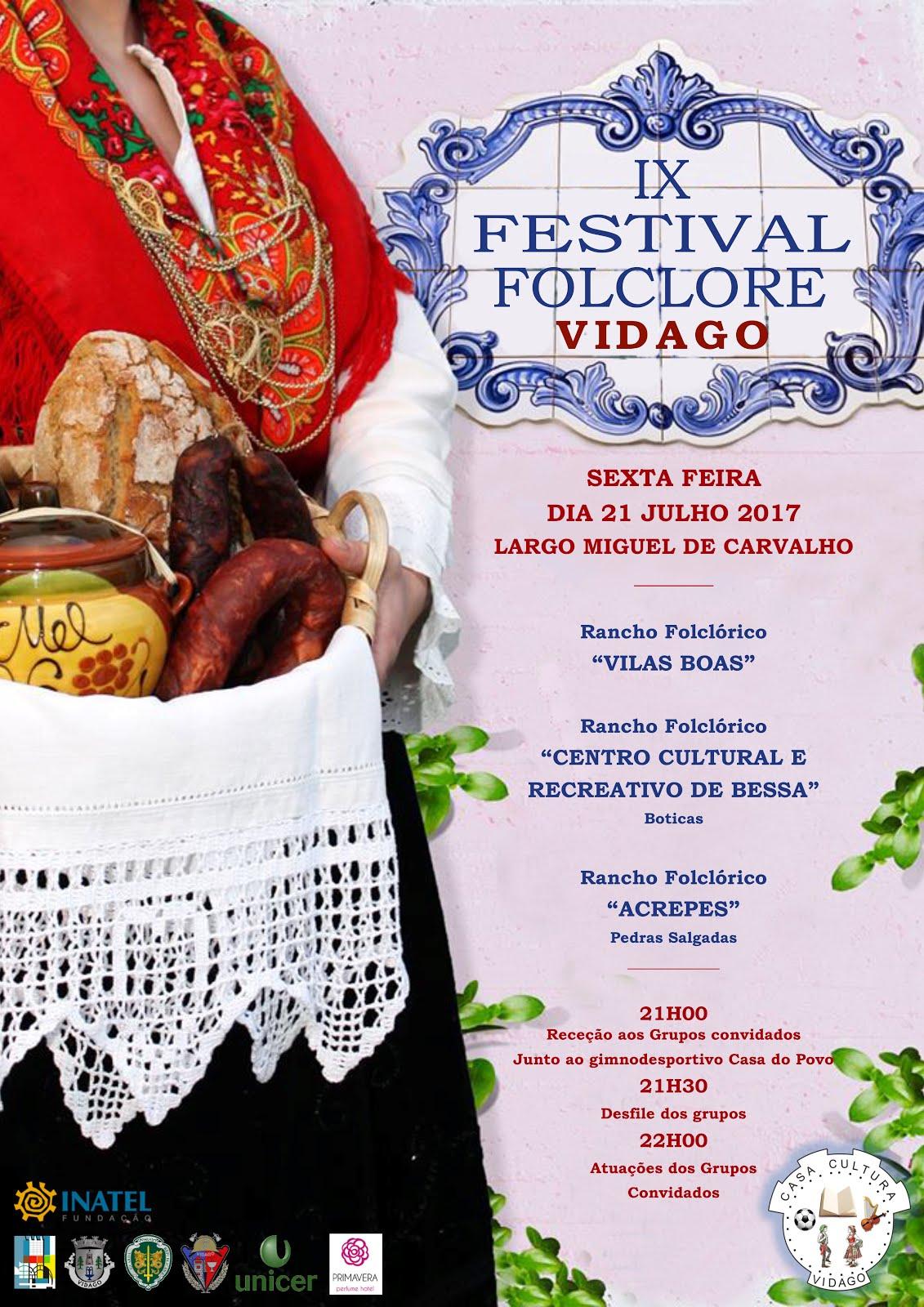 IX FESTIVAL DE FOLCLORE