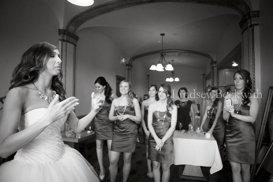 real wedding photography Cleveland Ohio