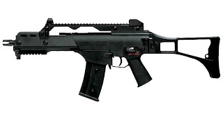 G36C - Modern Warfare 3 Weapons