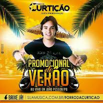 FORRÓ DA CURTIÇÃO CD DE VERÃO 2014