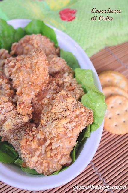 crocchette di pollo di nigella