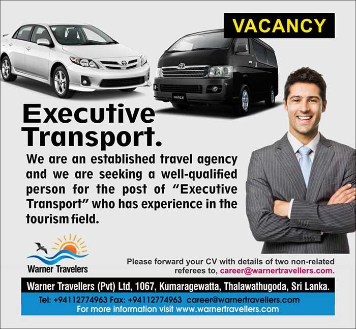 Executive Transport.