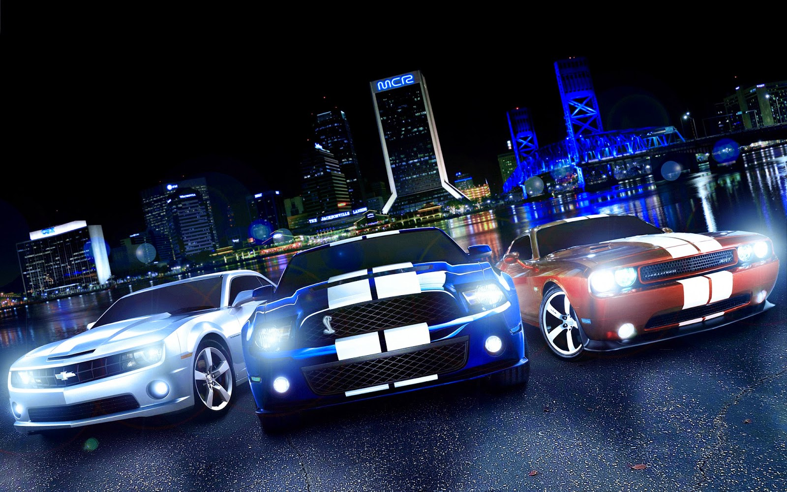 all best muscle car chevy - ford - dodge