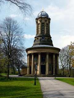 Saltaire, about Britain, Yorkshire