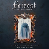 Cover of Fairest by Marissa Meyer