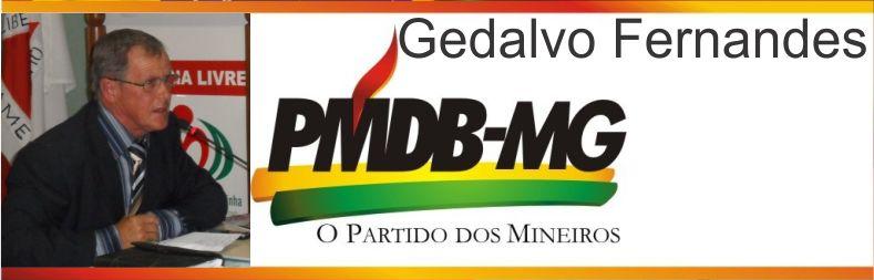Vereador Gedalvo