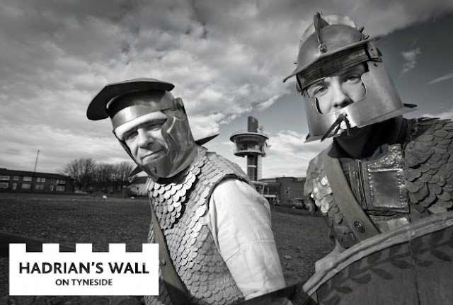 'Hadrian's Wall on Tyneside' at Segedunum Roman Fort