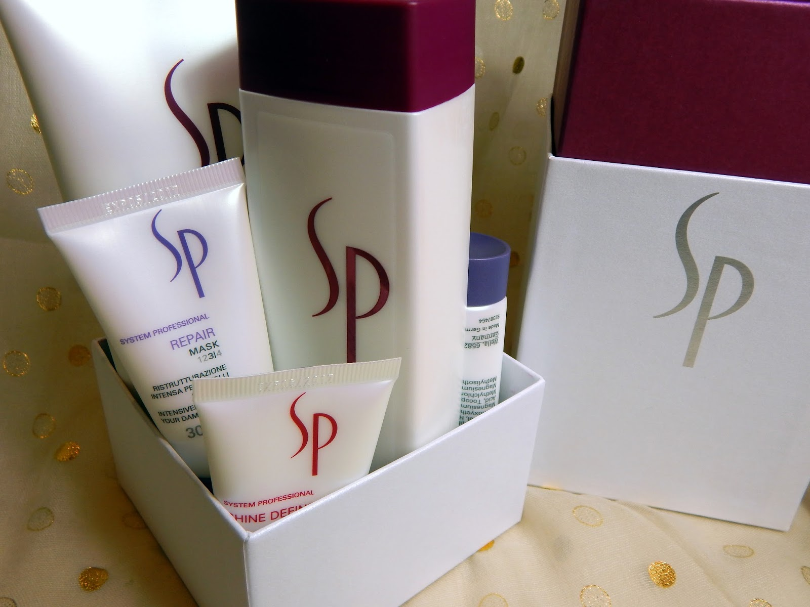 Wella SP Colour Save Hair Gift Set