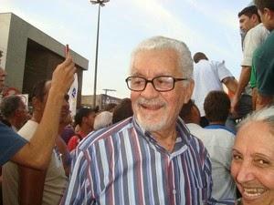 Pedral Sampaio morre vítima de câncer na Bahia (Foto: Anderson Oliveira | Blog do Anderson)