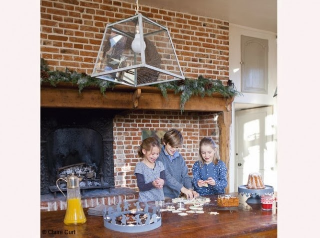 Homes for Christmas- shabby&countrylife.blogspot.it