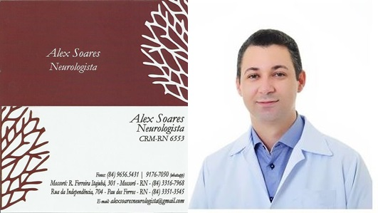 Dr. ALEX SOARES NEUROLOGISTA