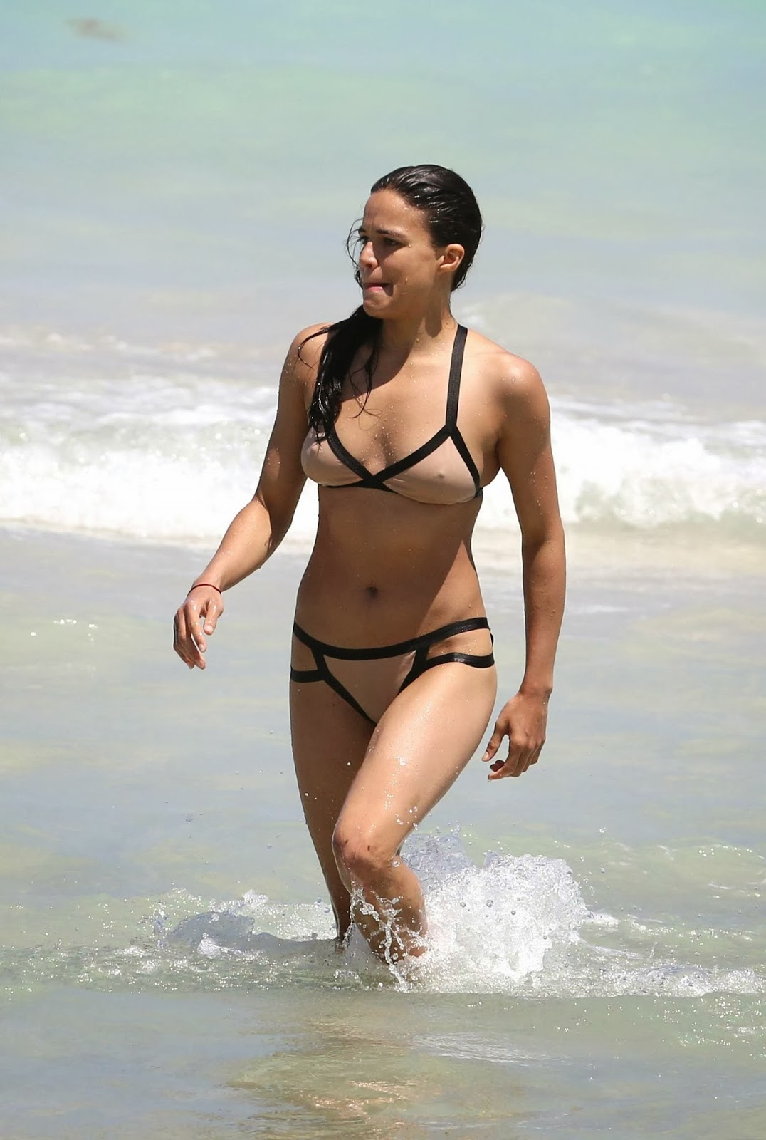 Michelle Rodriguez Bikini Bodies Pic 29 of 35