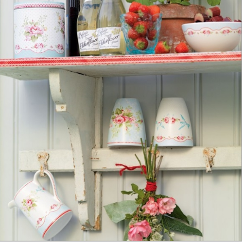 Greengate+DK+Latte+Cups Shabby Chic Home Interior Decor and Gifts | Love From Rosie