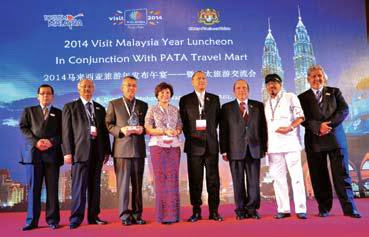 Sarawak Tourism Board wins PATA Gold Award 2013