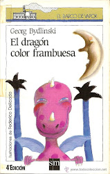 EL DRAGON COLOR FRAMBUESA-GEORG  BYDLINSKI