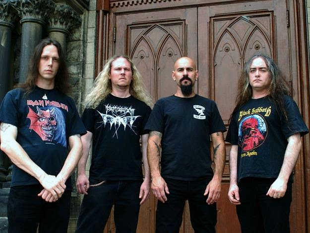 Incantation - band