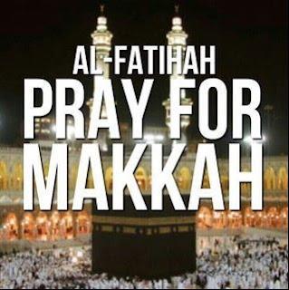 Lagu Pray For Makkah Berkumandang Untuk Umat Muslim